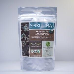 ספירולינה אורגנית