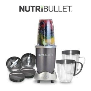 בלנדר NUTRI BULLET 600 Series – עם חלקים